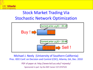 stock-trading - University of Southern California