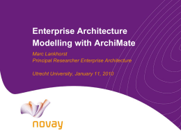 Part 1 enterprise architecture defined for Enterprise architecture definition