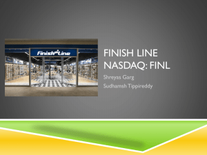 Finish Line, Inc.