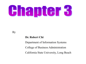 Chap3-Dr.Chi - California State University, Long Beach