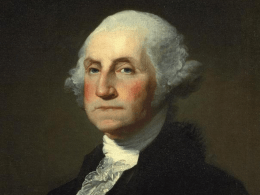 George Washington Balance Sheet Assets