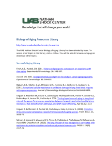 the Successful Aging library as a Word Document