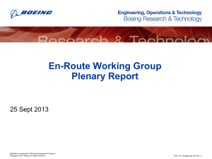 130925_ERWG_report_out - Data Communications Integrated