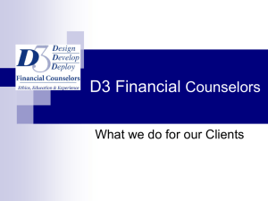 D3 Financial Counselors - Eastern Illinois University