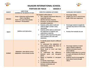 rajagiri international school portion on track