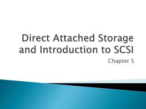 SCSI Commands Overview