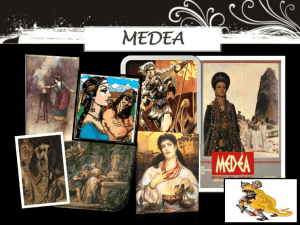 Medea Literary Analysis