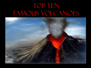 Mount Vesuvius - The Classical Mommy