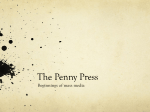 The Penny Press