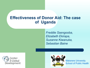 Effectiveness-of-Donor-Aid-The-case-of