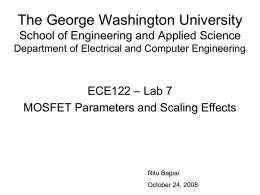 PPT - SEAS - George Washington University