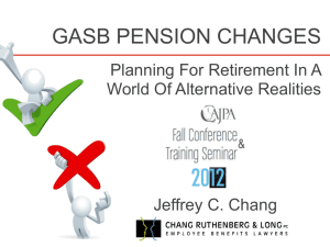 GASB Pension Changes CAJPA 201
