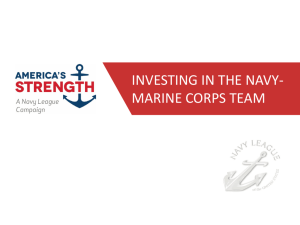 America's Strength: Investing in the Navy