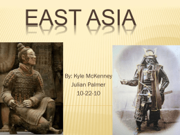 East Asia Powerpoint Final1