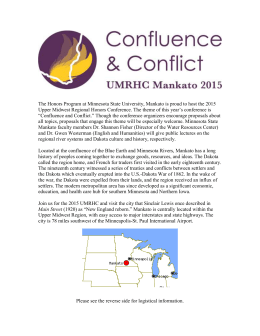 The Honors Program at Minnesota State University, Mankato is