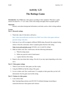 Activity 1.21 The Ratings Game