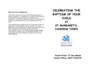 Click here to the Baptism Leaflet