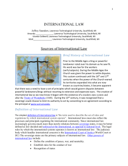 INTERNATIONAL LAW-PaperCombined