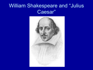 Shakespeare PPT william_shakespeare_author