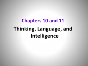 Chapter 10 and 11 PowerPoint