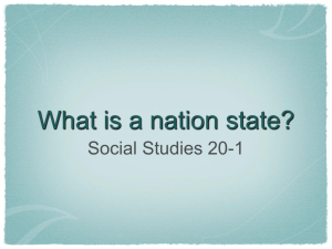 Lesson 4 - What is a nation State - wolfesocial20-1