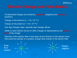 Electromagnetic Wave Basics