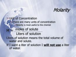 Chem WS on Solution (Stefan answer Key)