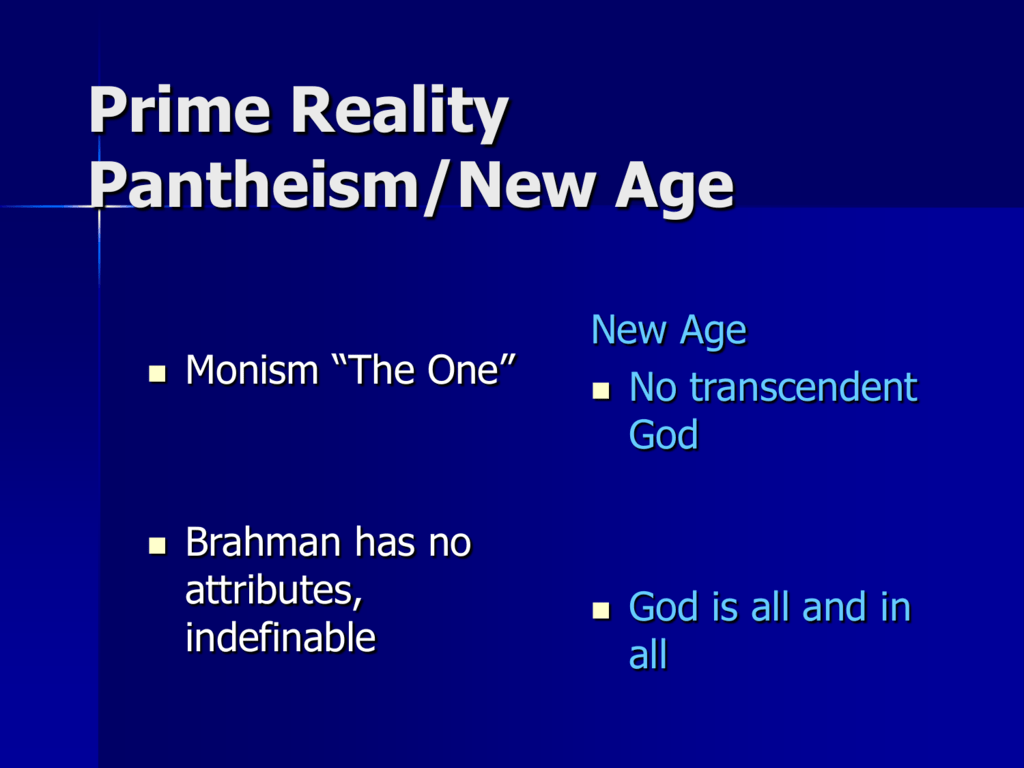 what is prime reality