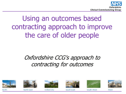 2015 03 04 Thames Valley Clinical network event – Catherine