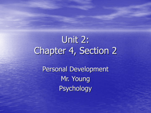 Unit 2: Chapter 4, Section 2