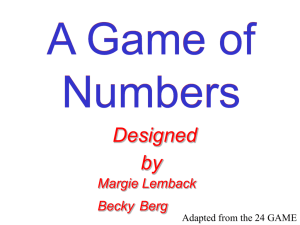 24 A Game of Numbers - Technology Resources-4