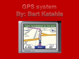 GPS - MyWeb at WIT