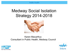 here - Medway Voluntary Action