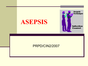 ASEPSIS
