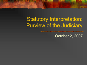 Oct 2 - University of British Columbia Faculty of Law