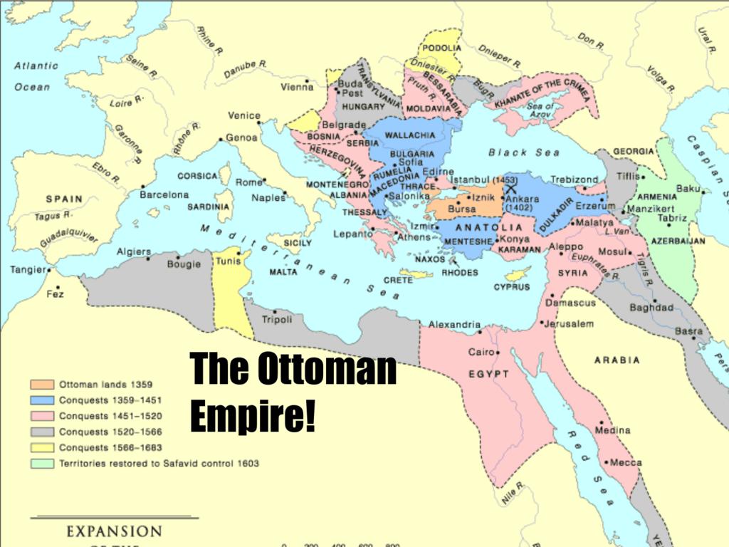founder of ottoman empire