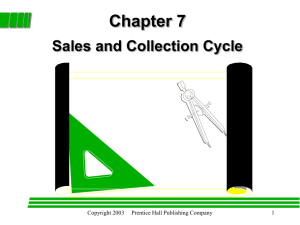 Chapter 2: Accounting for Accruals