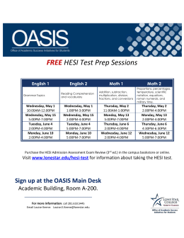 FREE HESI Test Prep Sessions