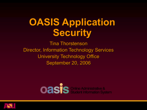 OASIS-Security92006