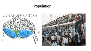 Population Intro PowerPoint