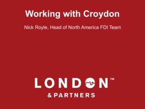 Who are London & Partners?