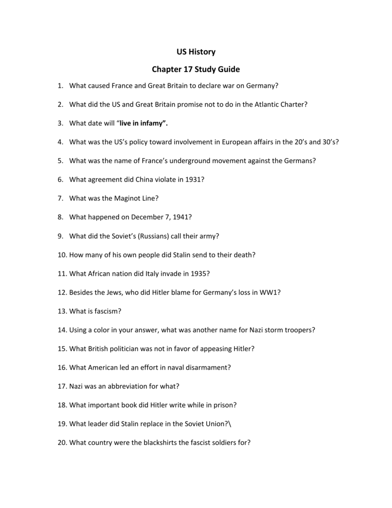 chapter 16 study guide physics