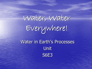 Water Processes Unit ppt.ppt