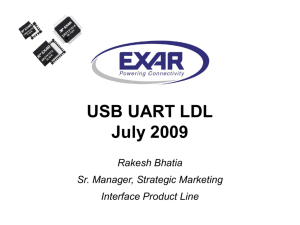 USB UART - Future Electronics