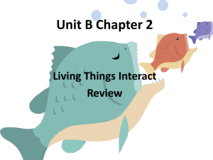 UB Ch. 2 Review game - Center Grove Community School
