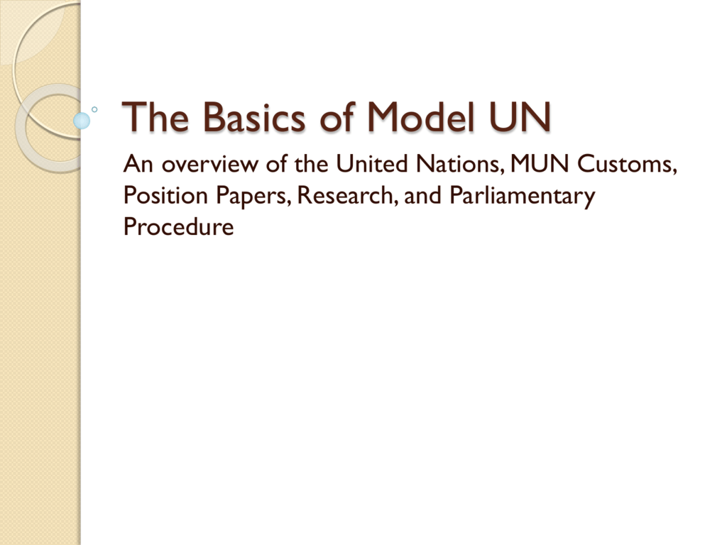 united nations research paper Learn model united nations this here is diverse from the pay someone to write my research paper service although they claim them-selves as expert research paper.
