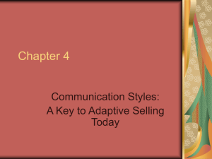 Sales-Chapter 4 - rooseveltbusinessweeks