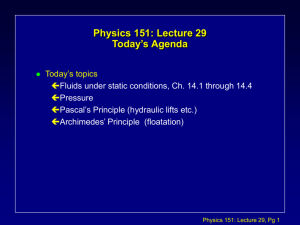 Physics 131: Lecture 14 Notes