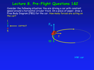 Physics 101 Fall 02