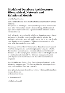 click to full text Models of Database